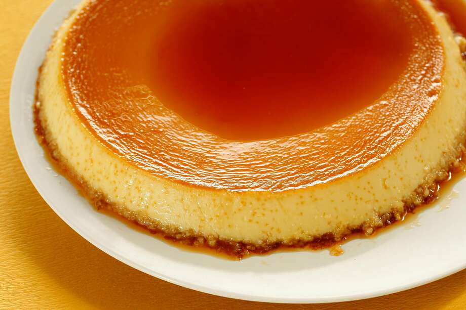Flying flan or not flying flan? Photo: Craig Lee / The Chronicle