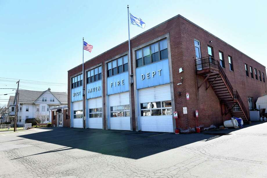 The West Haven Fire Department. Photo: Arnold Gold / Hearst Connecticut Media / New Haven Register