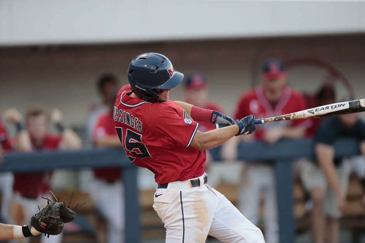 Grae Kessinger struggled mightily as a freshman at Ole Miss, hitting only .175 with a .534 OPS in 154 at-bats. He turned his career around enough to get drafted by the Astros in the second round Monday.