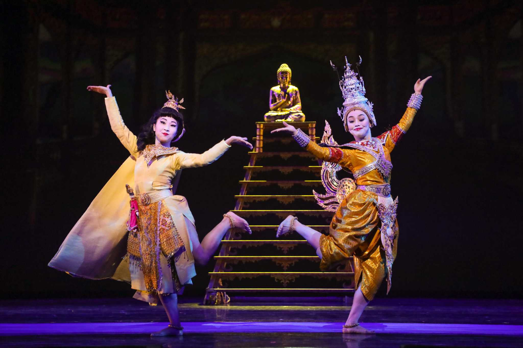 Monday letters: Great theater, great performances, just enjoy it!