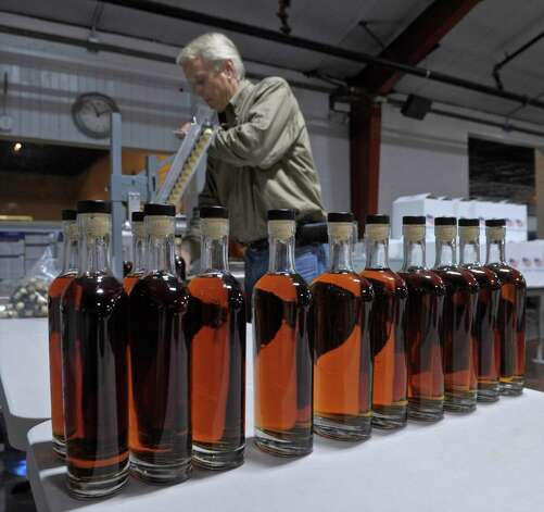 Visit a Connecticut distillery From moonshine to flavored liqueur, these are some of Connecticut's distilleries that you can visit this weekend. Photo: Hearst Connecticut Media File Photo / The News-Times