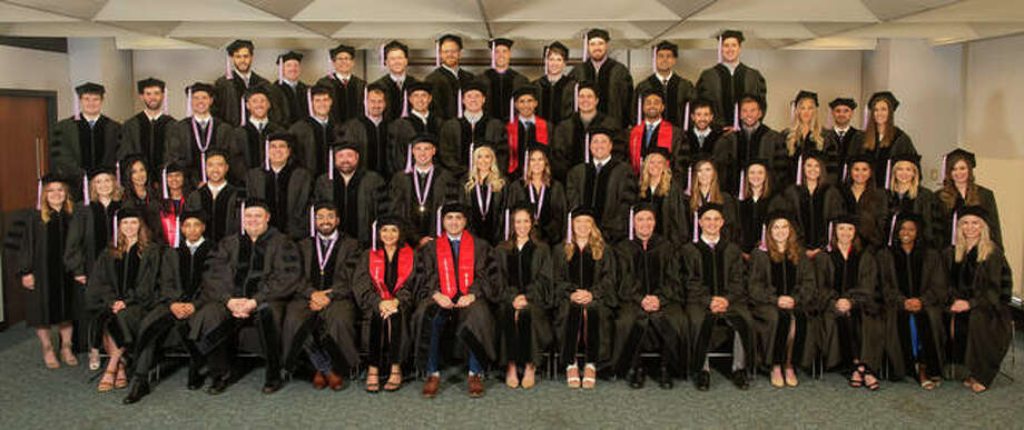 The SIU School of Dental Medicine Class of 2019. Photo: For The Intelligencer