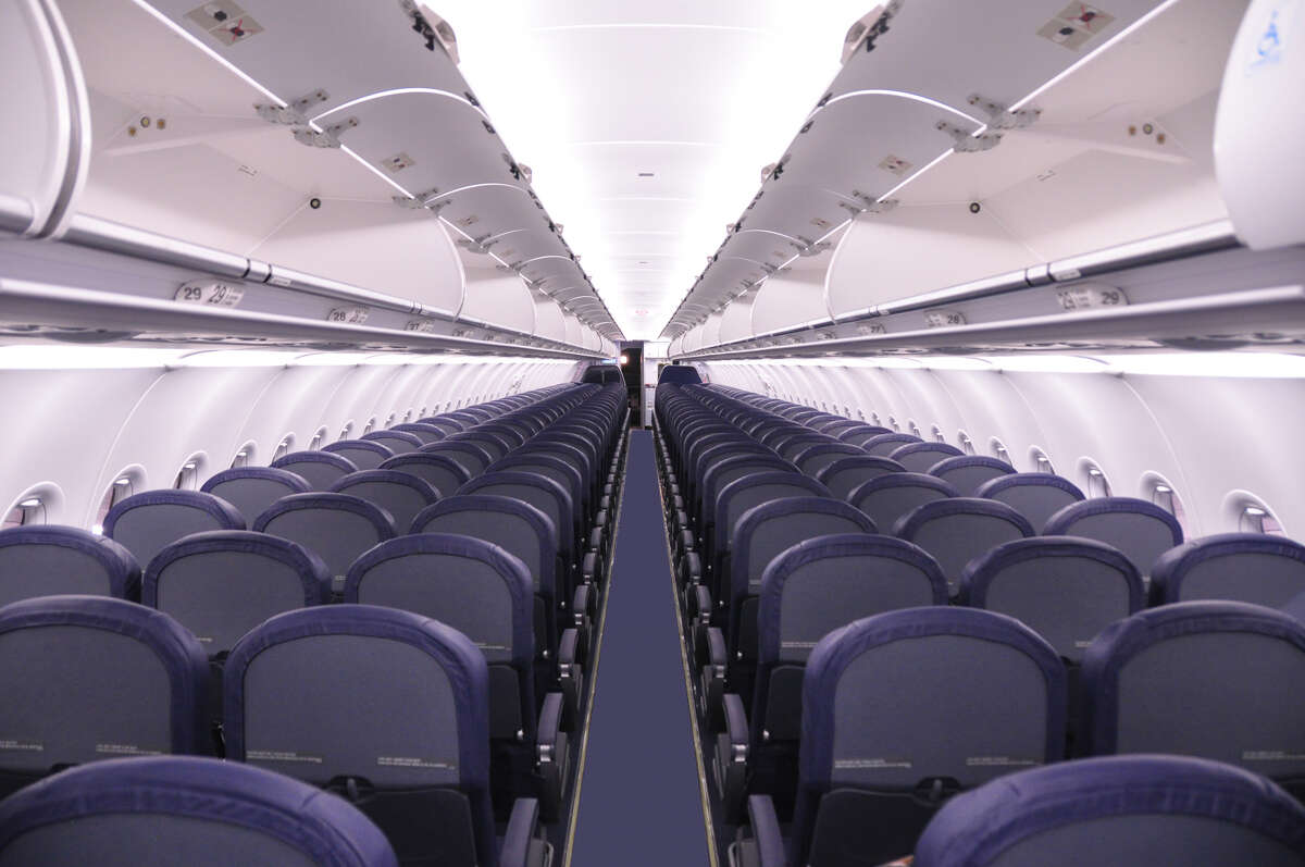 Spirit Airlines offers 29 inches of pitch between seats while the industry standard is more like 31-32.