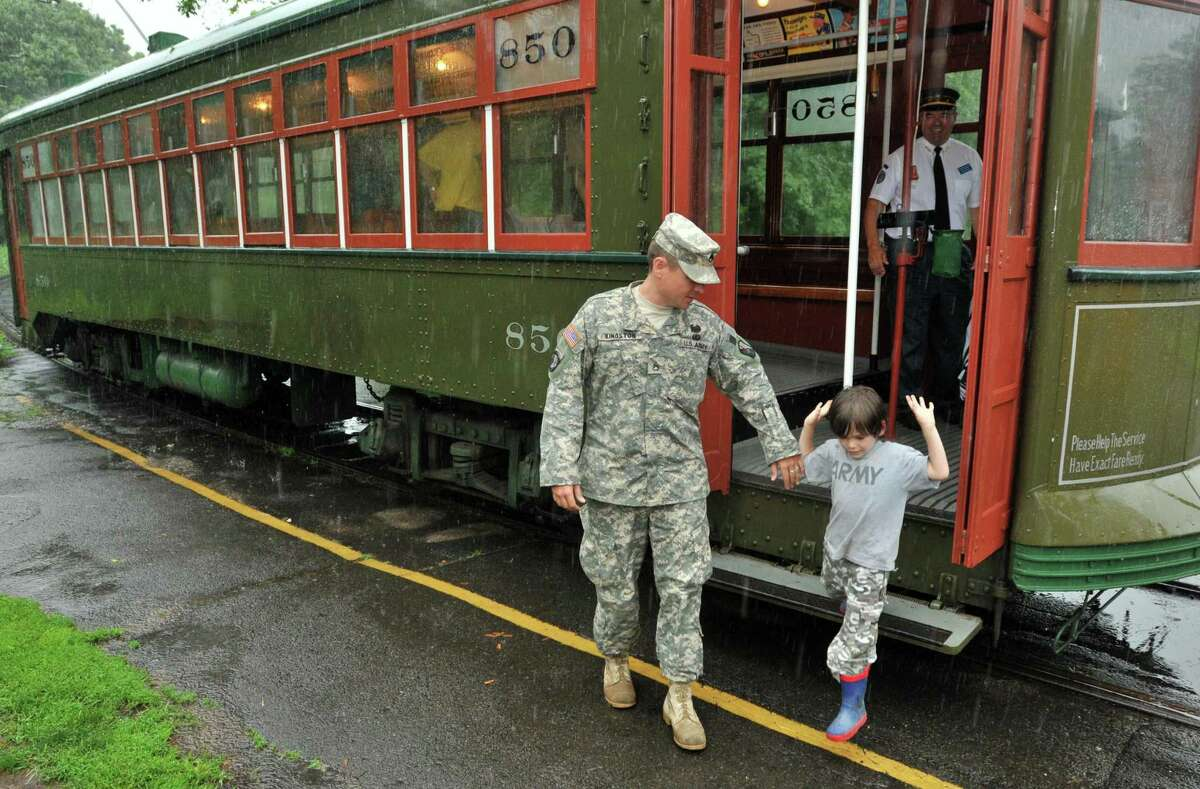 9/11 Memorial, East Haven The Shore Line Trolley Museum will be hosting a 9/11 Memorial Tribute in honor of all the transportation organizations that aided in the recovery efforts. The tribute will be held on Saturday. Find out more.