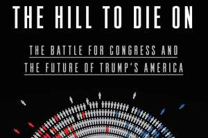 """""""The Hill to Die On: The Battle for Congress and the Future of Trump's America,"""" was co-written by Jake Sherman and Anna Palmer and published by Random House LLC on April 9."""