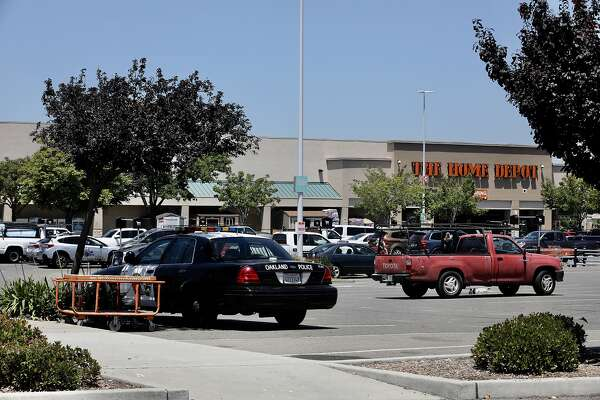 Will Out Of Control Crime Wave Force Home Depot To Flee Oakland Sfchronicle Com