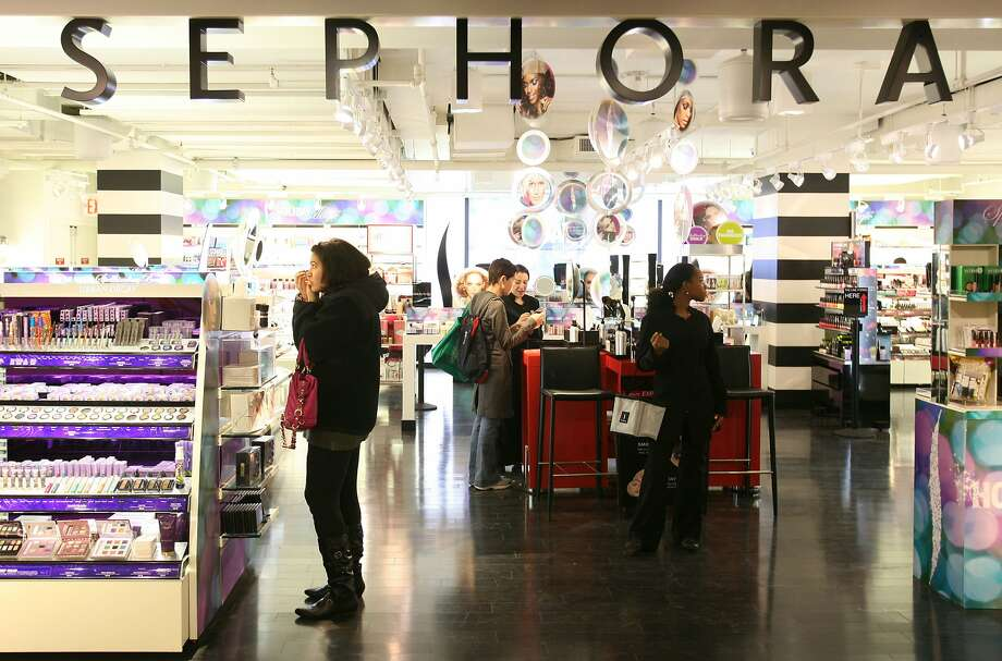 Sephora will be closed until April 3. Photo: Mark Lennihan, AP
