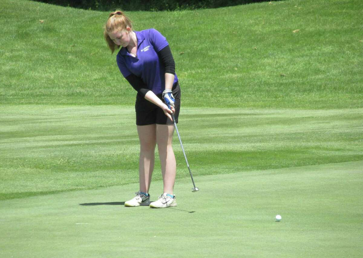 The CIAC's Division III golf tournament teed off Tuesday at Harwinton's Fairview Farm Golf Course on Tuesday, June 4, 2019.