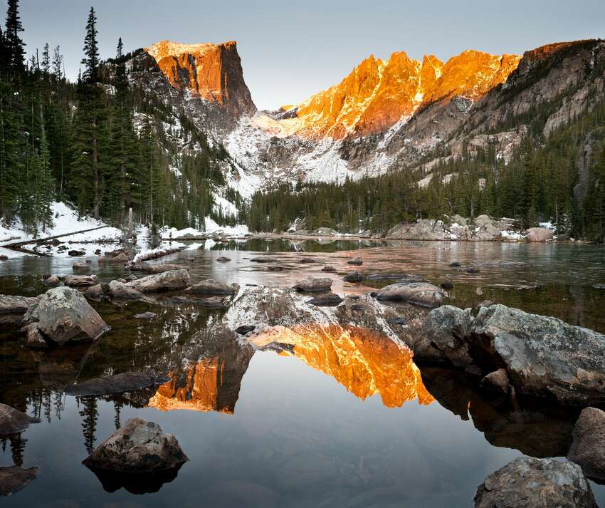 Rocky Mountain National Park Colorado Visitors: 4.6 million per year Where to camp free: Dispersed camping off Stillwater Pass in the Arapaho National Forest