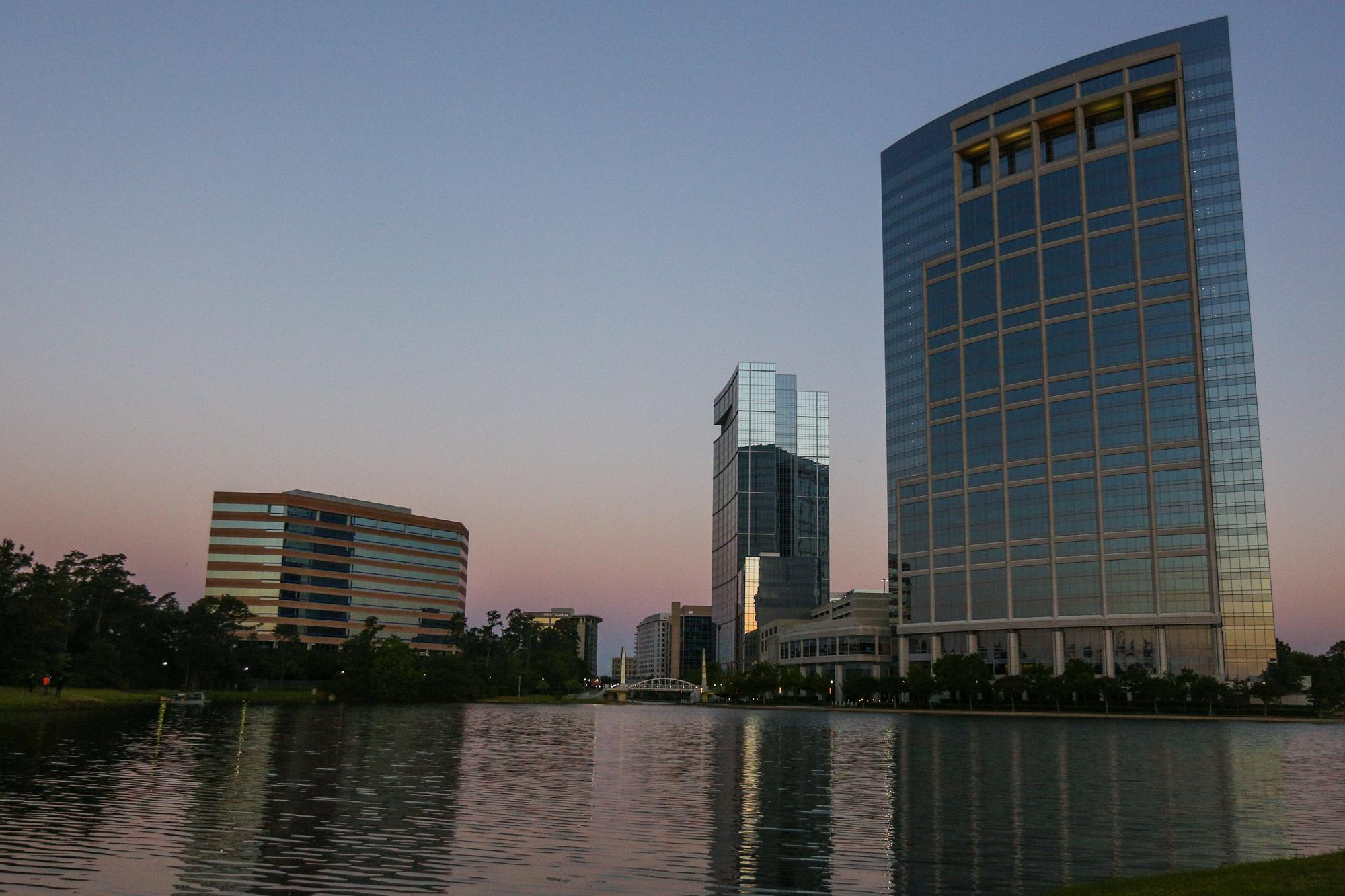 As Takeover Of Anadarko Looms The Woodlands Waits