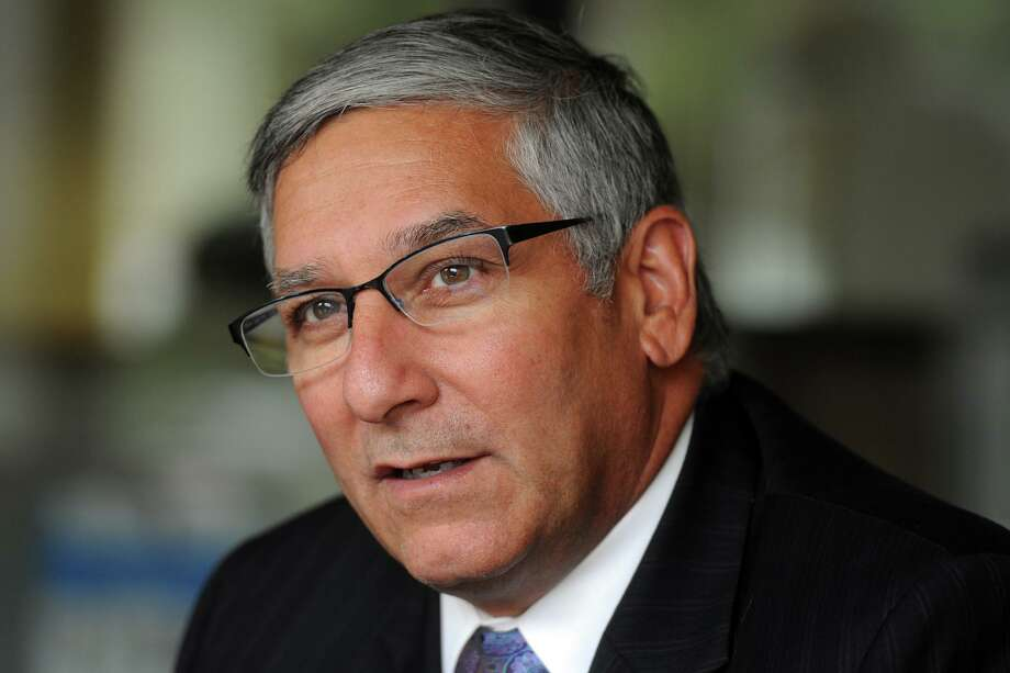 Senate Minority Leader Len Fasano, R-North Haven, offered an alternative transportation strategy on Thursday that does not include the controversial tolling element. Photo: Ned Gerard / Hearst Connecticut Media / Connecticut Post