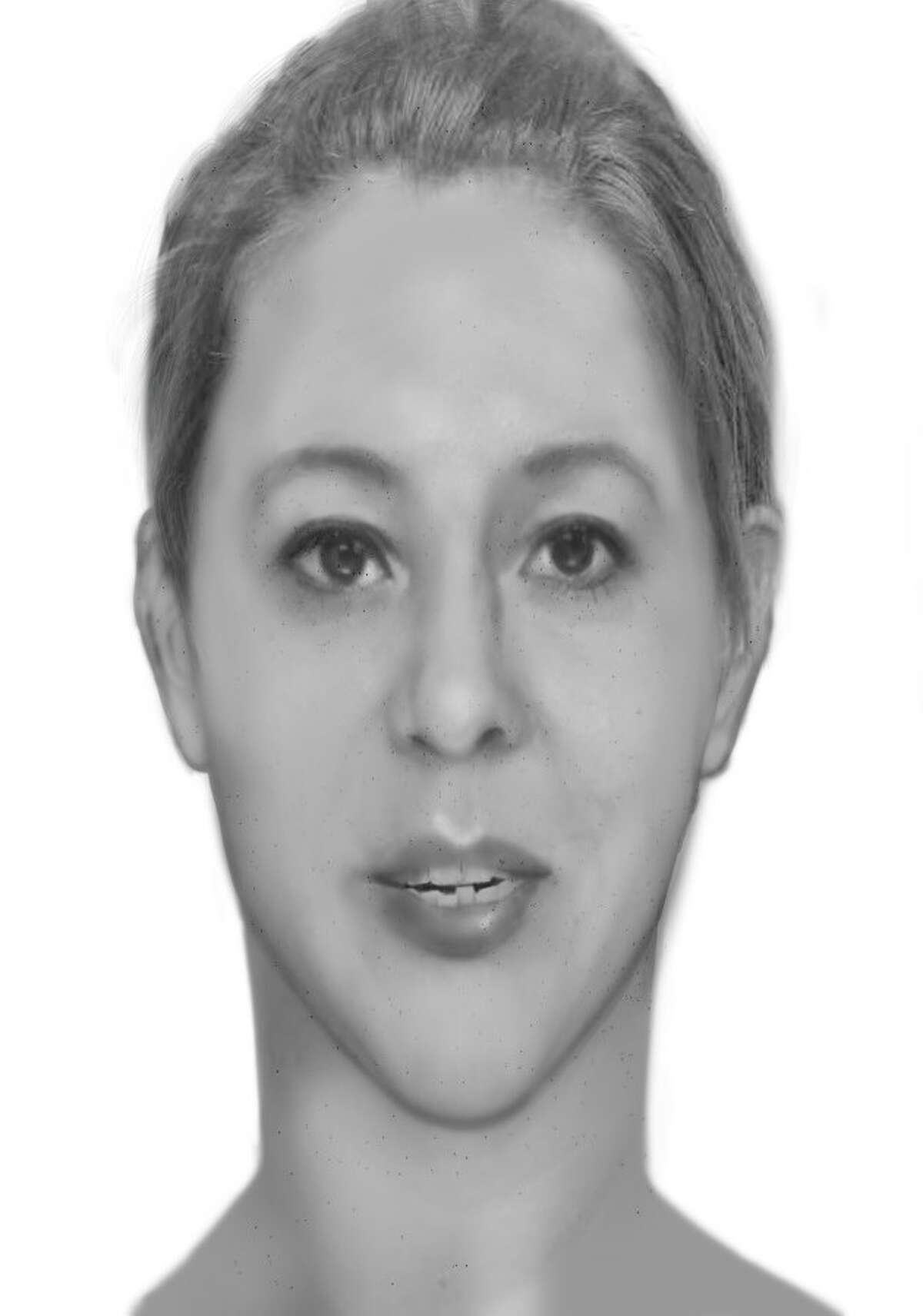 On Wednesday, June 5, 2019, the Bexar County Sheriff's Office released a postmortem sketch of a woman whose remains were found near Government Canyon Natural Area on April 4, 2019.