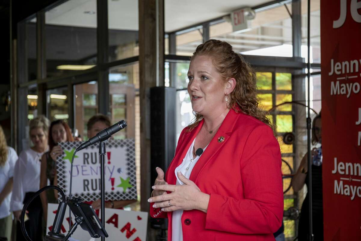 Jenny Cudd became more of a household name in Midland when she ran for mayor in November 2019. Her campaign included the slogan