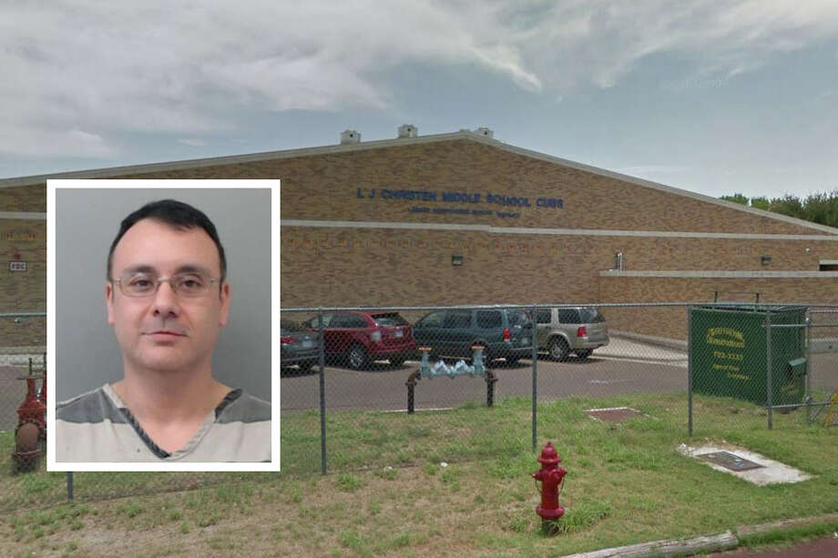 A former assistant band director accused of pawning over $10,000 in musical instruments belonging to a local middle school has been arrested again for stealing more than $6,000 from a chocolate fundraiser for students, authorities said. Photo: Google Maps/Street View