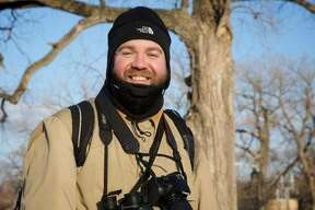 """Mark H.X. Glenshaw will present """"How To Find an Owl in Your Neighborhood"""" at 7 p.m. Monday at the Edwardsville Public Library. Glenshaw has previously visited the library to present his experiences watching the great horned owls of Forest Park. In this presentation, he will talk about which owls nature lovers are most likely to see or hear, where to look for them, how to look for them, what to listen for outdoors, and the importance of research and collaboration."""