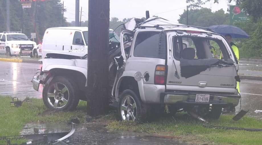 HCSO: Rain plays factor in deadly hydroplane crash near