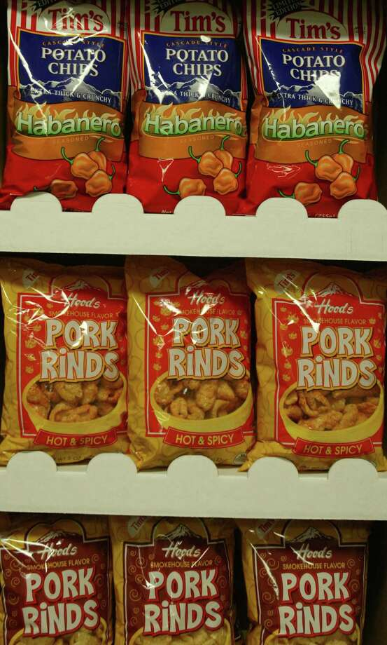 Pork rinds Photo: Seattle Post-Intelligencer