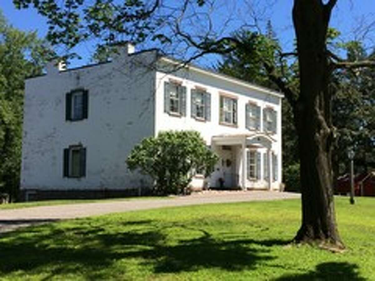A view of the Pruyn House on Old Niskayuna Road. (Lauren Stanforth/Times Union) Free Band Concert, Pruyn House, 207 Old Niskayuna Road, Latham. 7 p.m. Monday.