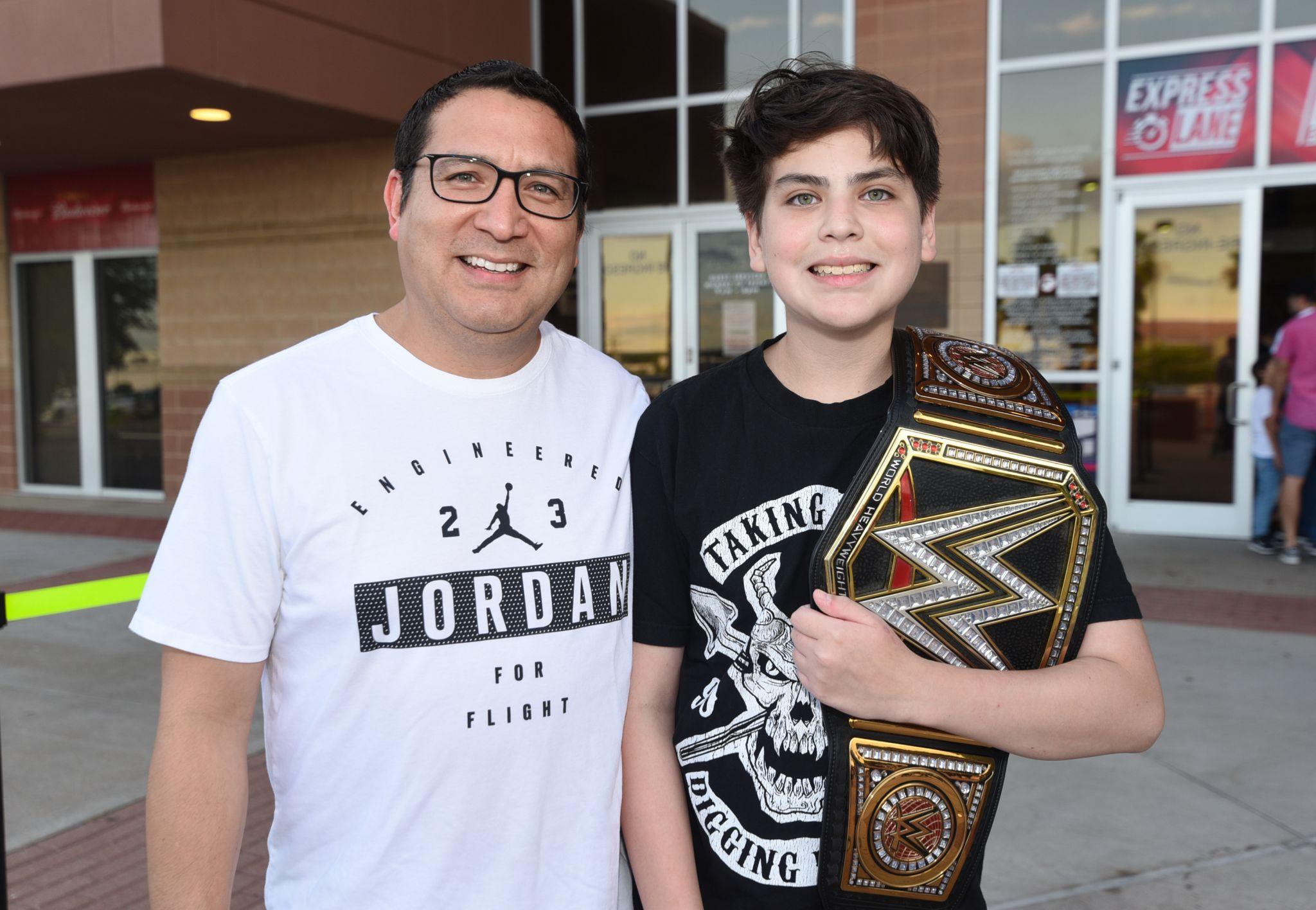 Photos: WWE Smackdown ignites Laredo audiences