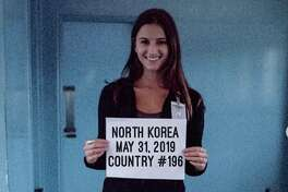 A NorCal woman just broke the record for being the youngest person to travel to each country around the world, according to Forbes.