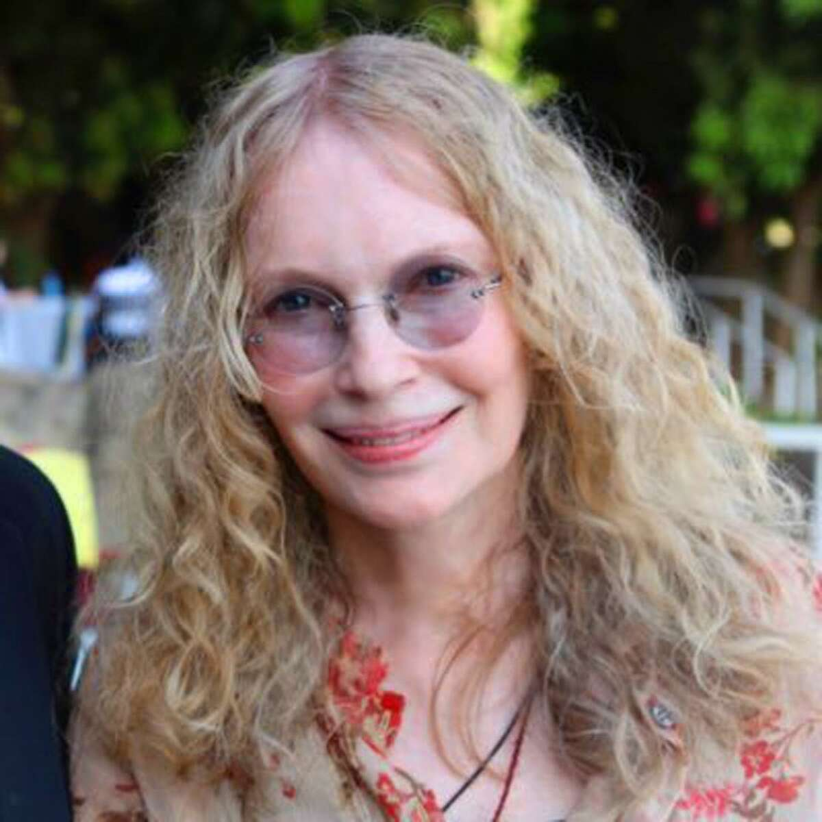 Mia Farrow, one of the honorary hosts of Pride in the Hills, set for June 15.