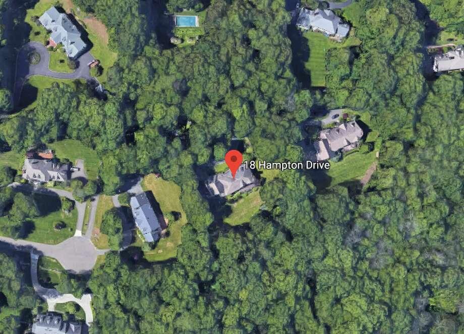 18 Hampton Drive Seller/buyer: Kim L. Inseon to Rupak Datta and Datta C. Gioioso  Price: $830,000 Photo: Google Maps