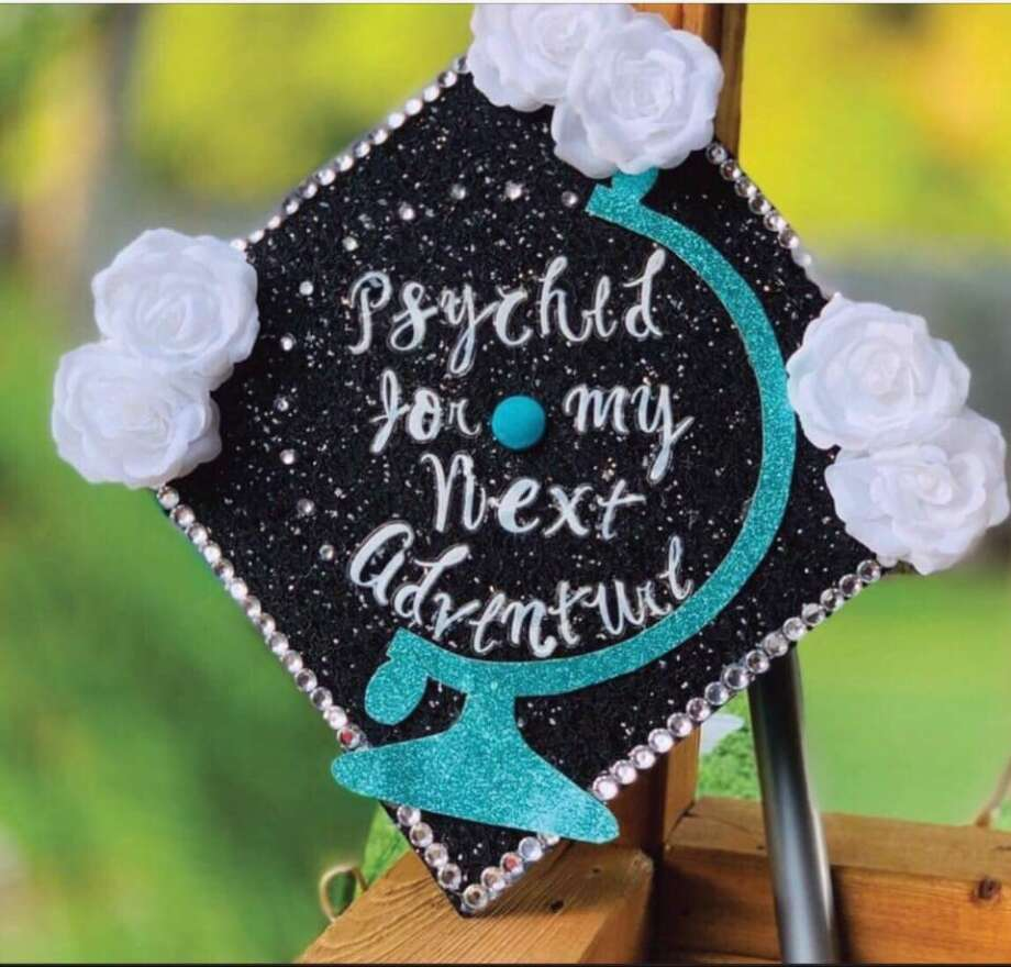 Graduation cap picture submitted by Veronica Abrego on Saturday, May 25, 2019. Photo: Reader Submission Via Facebook