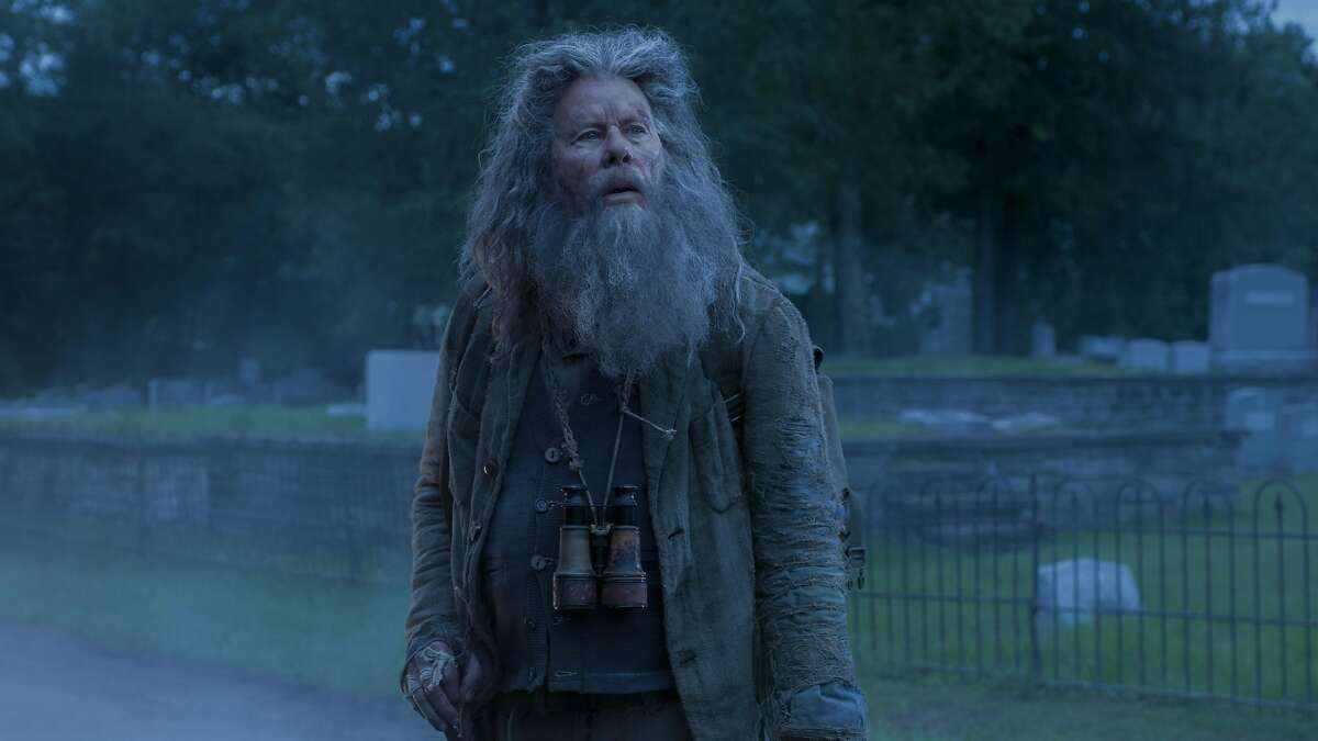 """Tom Waits stars as """"Hermit Bob"""" in writer/director Jim Jarmusch's THE DEAD DON'T DIE, a Focus Features release. © 2019 Image Eleven Productions, Inc."""