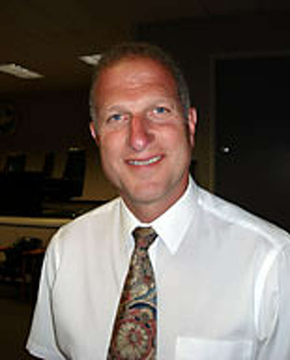 Mayor Mark Lauretti