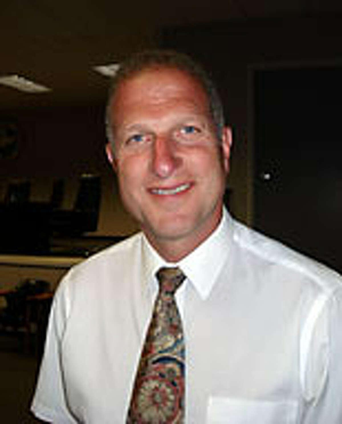 Mayor Mark Lauretti