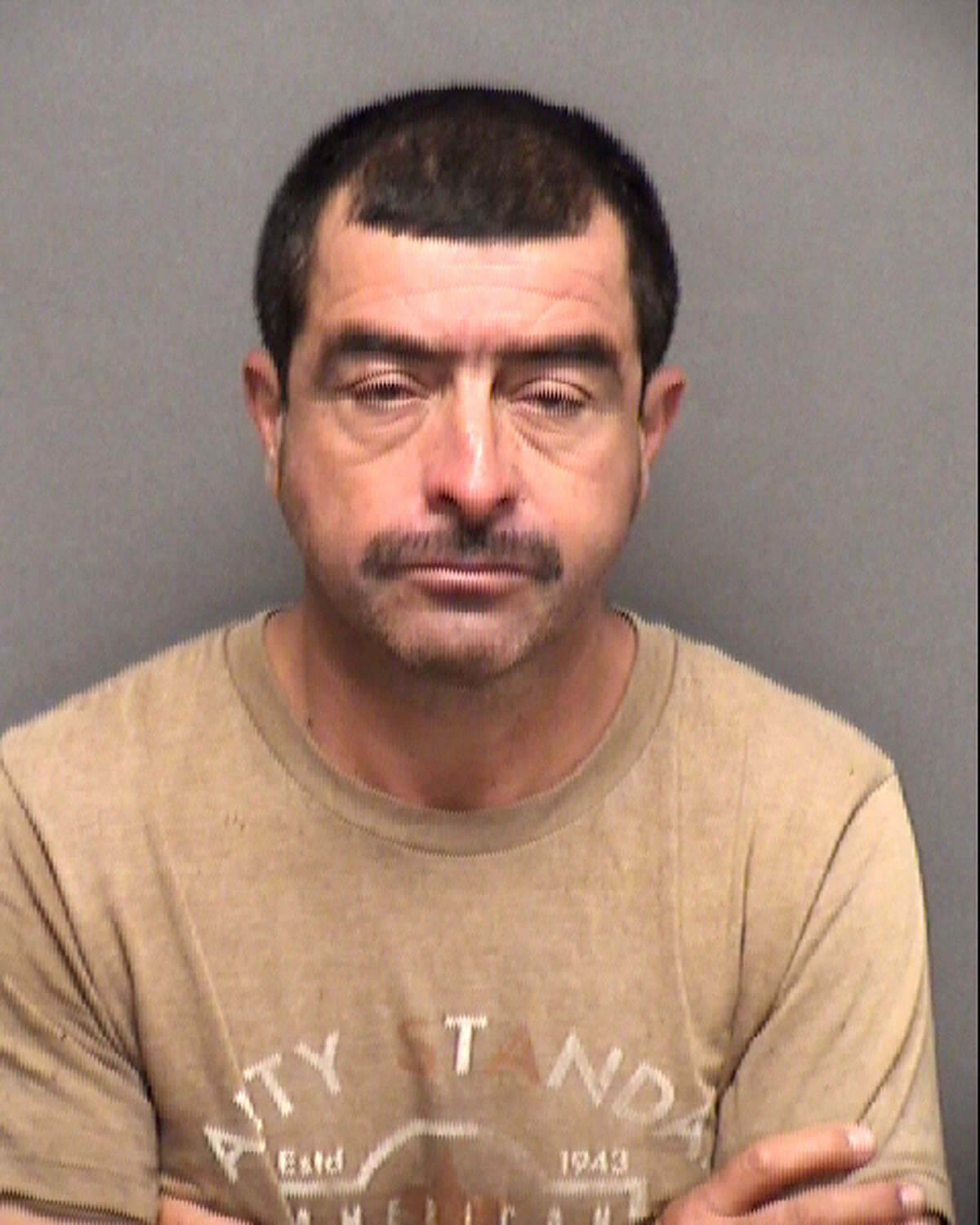 Sergio Candia Avila was charged with driving while intoxicated, third or more, on May 19, 2019.