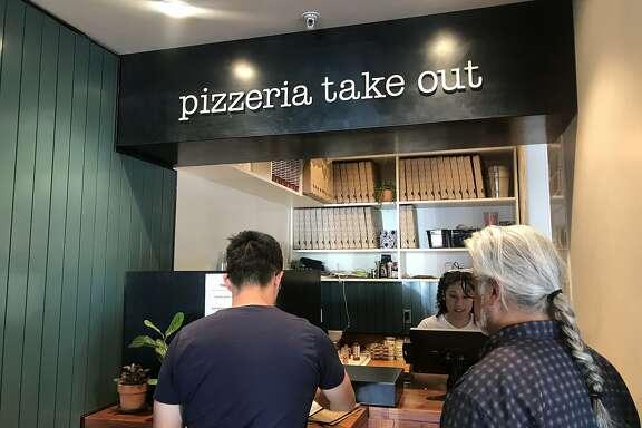 Flour + Water Pizzeria at 702 Valencia St.