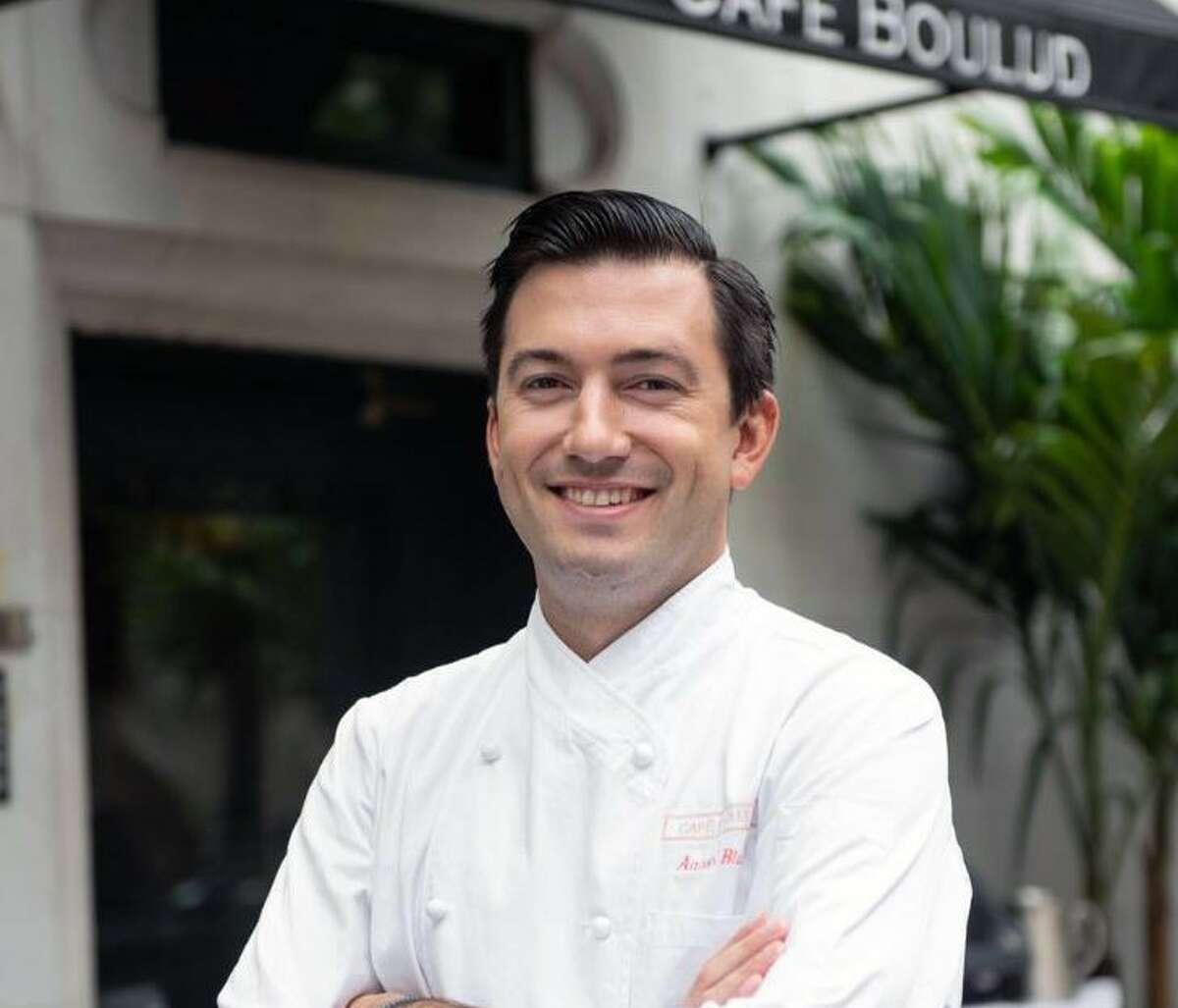 Chef Aaron Bludorn