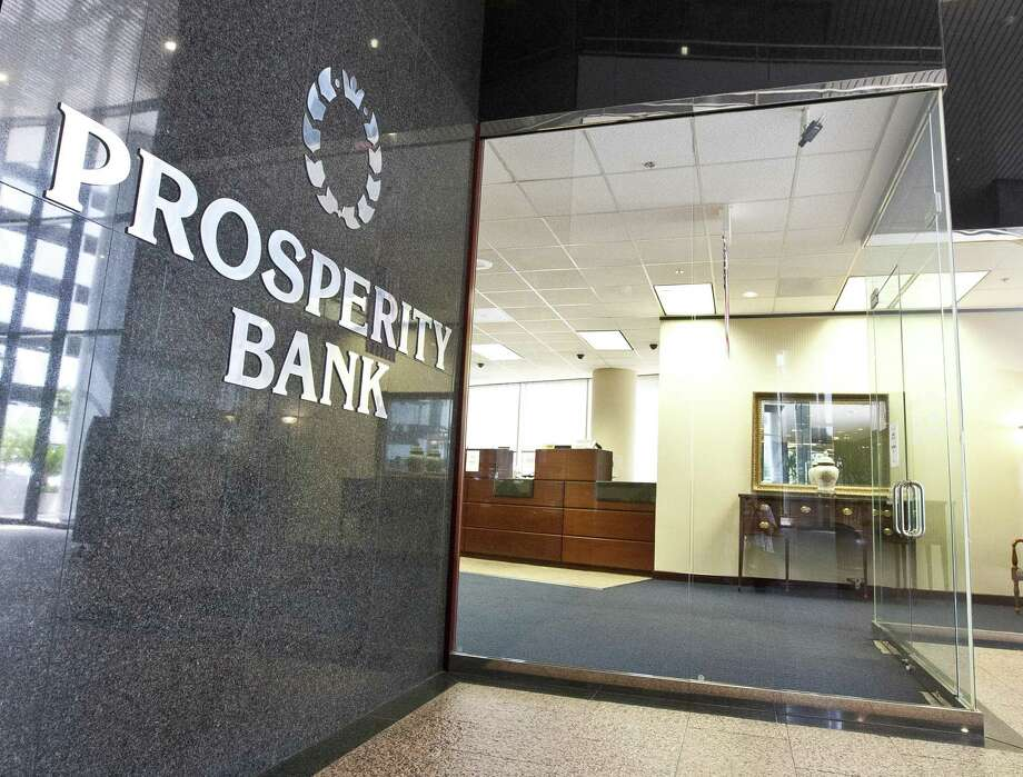 Prosperity Bank is acquiring LegacyTexas Bank. Keep going to see the largest Houston-area banks. Photo: Nick De La Torre, Staff / Houston Chronicle / © 2013  Houston Chronicle