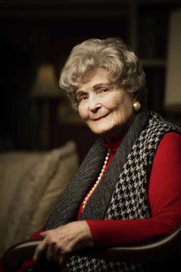 Former two-time San Antonio Mayor, Lila Cockrell. A reader believes the recent voter ID confusion was a political stunt by Cockrell. Photo: Carlos Javier Sanchez | Contributor /Carlos Javier Sanchez | Pixelreflexmedia.com