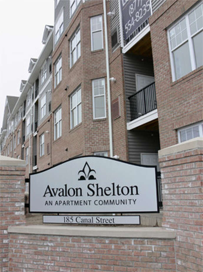 The Avalon Shelton rental complex on Canal Street.