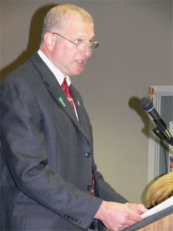 Republican Mayor Mark Lauretti