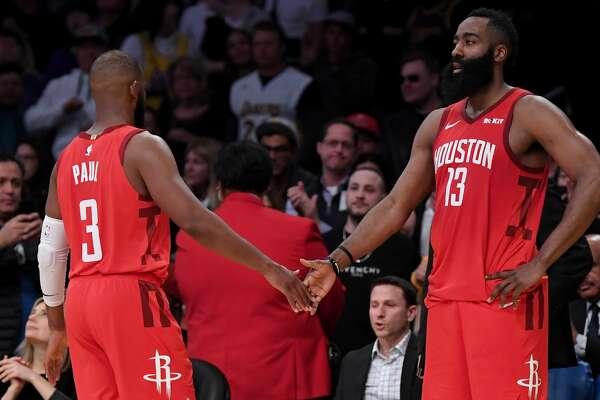 super popular d0487 0c809 Rockets to have new uniforms next season - HoustonChronicle.com