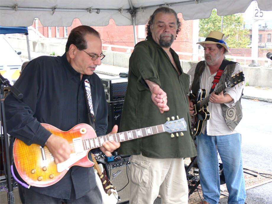 Howie and the Soul Potatoes performs at Shelton Day in 2013. The band will return in 2014.