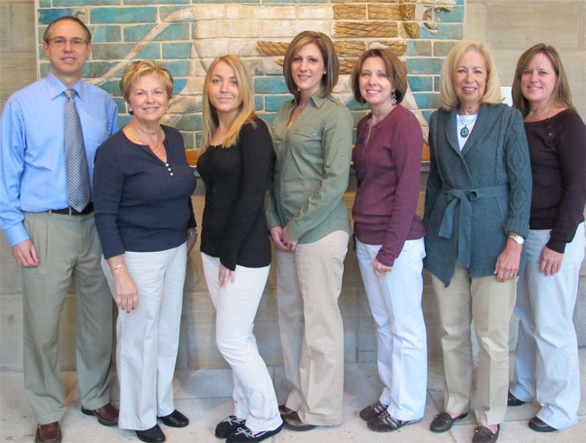 Dr. Mark Feinberg and the staff of Feinberg Orthodontics, now located in Shelton.