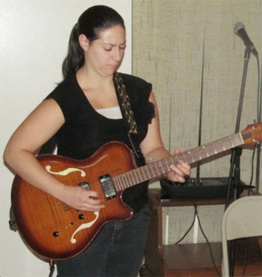 Student Michaela Coppola, 16, of Shelton will perform in Nashville later this month.