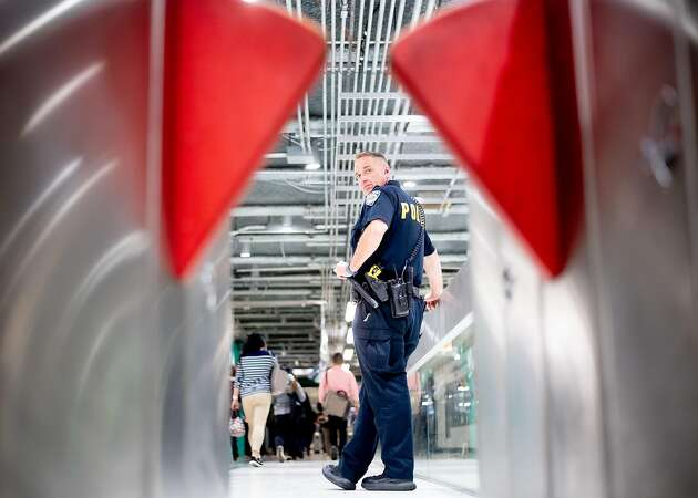 BART 'blitz' on fare cheats gets results