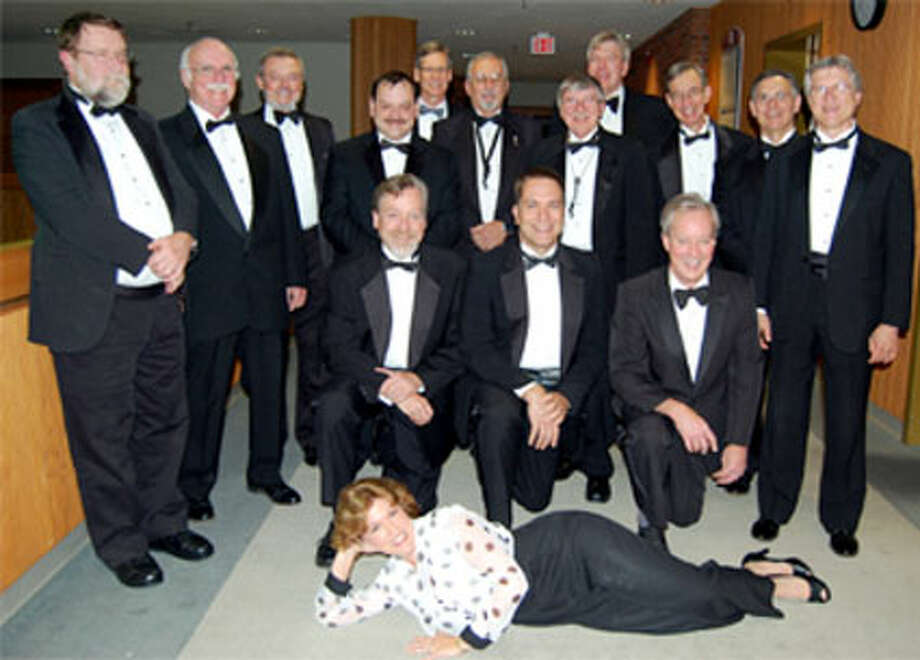 The 15-piece Little Big Band (photo from the band's website)