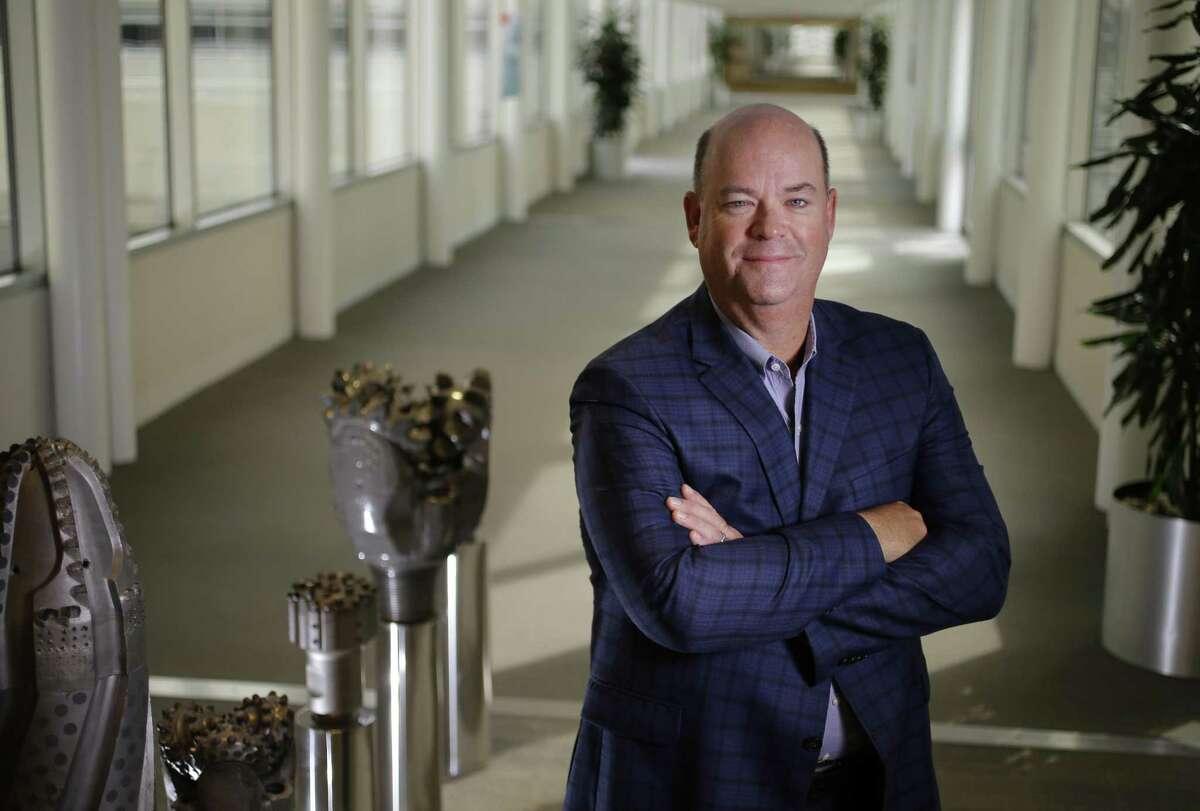 Ryan Lance, ConocoPhillips CEO, is shown at ConocoPhillips, 600 North Dairy Ashford, Friday, Oct. 19, 2018, in Houston.