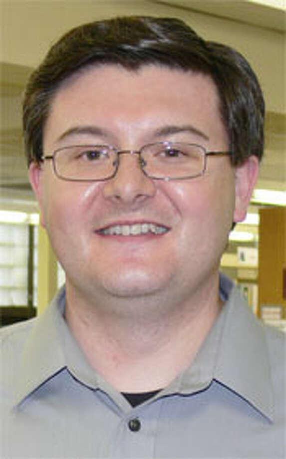 Former Huntington Branch Library Director Shawn Fields