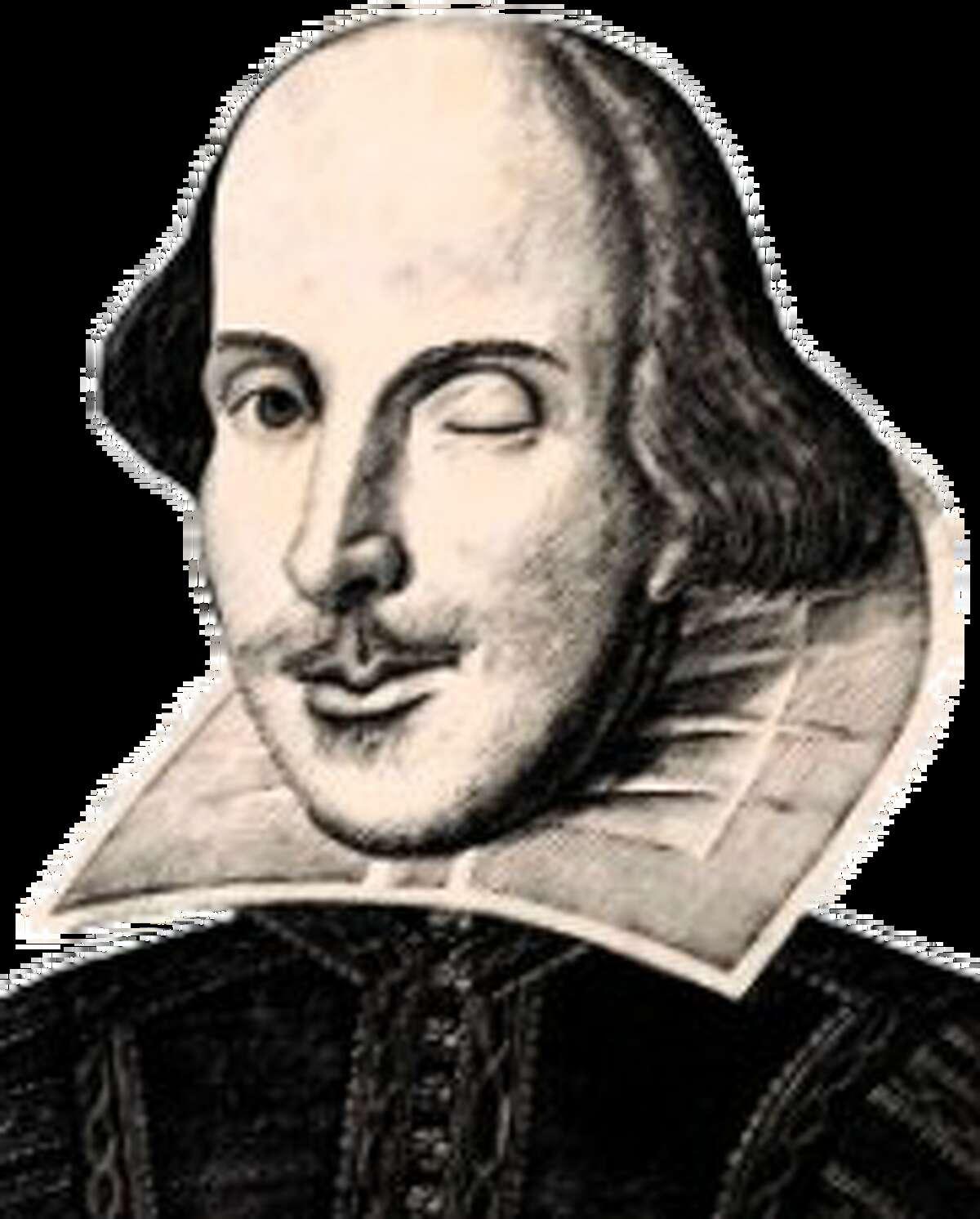 The logo for the Valley Shakespeare Festival.