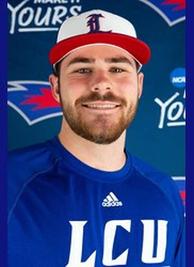 Former Midland College baseball player Hill Alexander Photo: LCU Athletics
