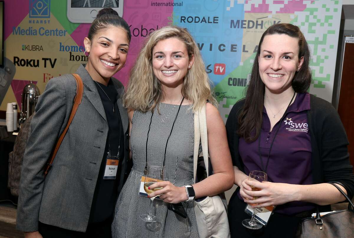 Were you Seen at theWomen@Work Summit: Seeing, Hearing, Believing in Womenat the Hearst Media Center on Wednesday, June 5, 2019?