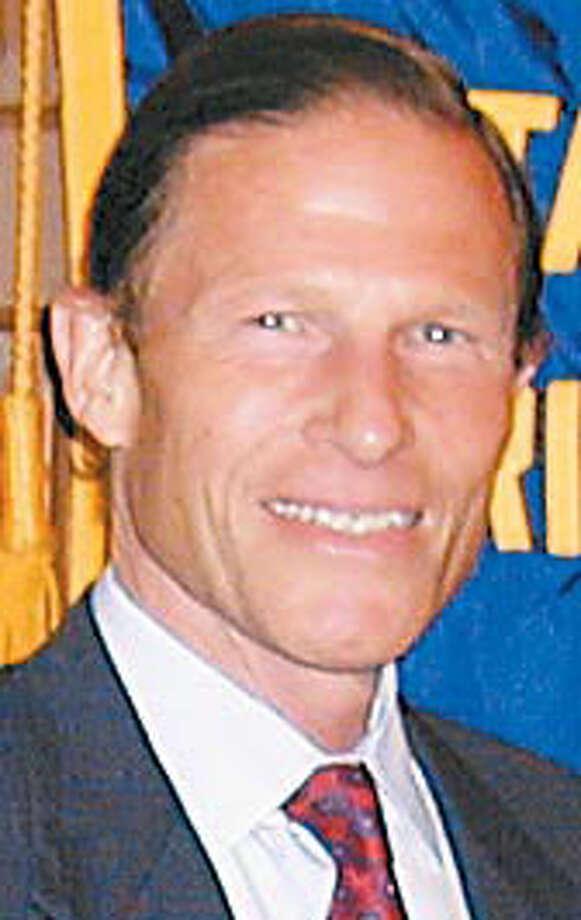 U.S. Sen. Richard Blumenthal