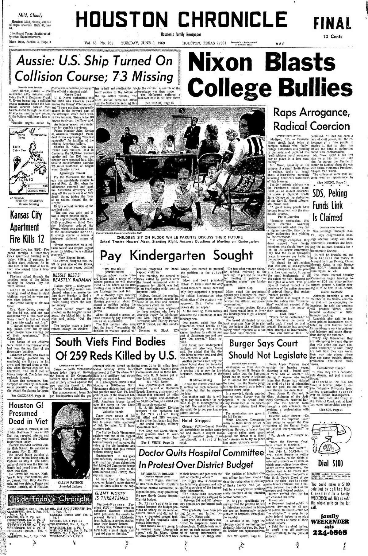 June 3, 1969